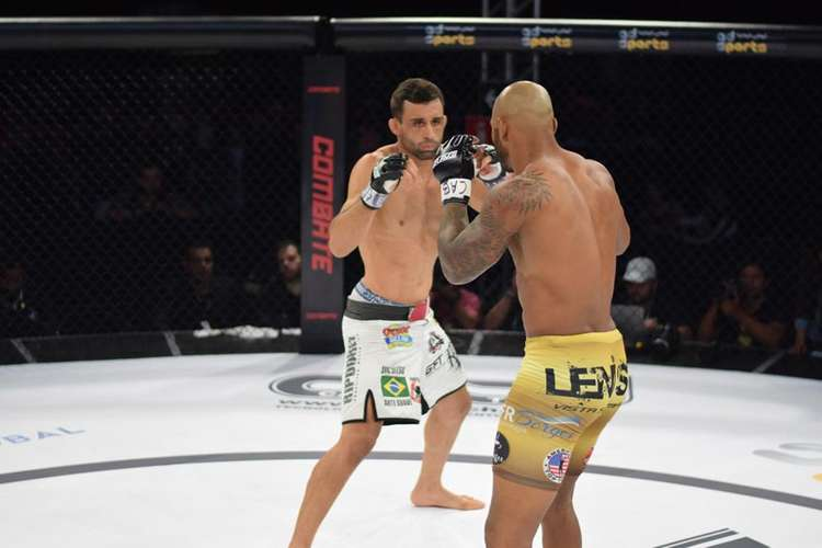 Lagoa Santa sedia evento que marca o retorno das competições de MMA
