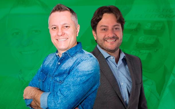 Fabiano Moreira e Paulo da ADM: dois vereadores bons de voto!