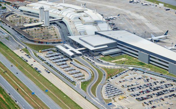 Aeroporto Internacional de Belo Horizonte inaugura projeto