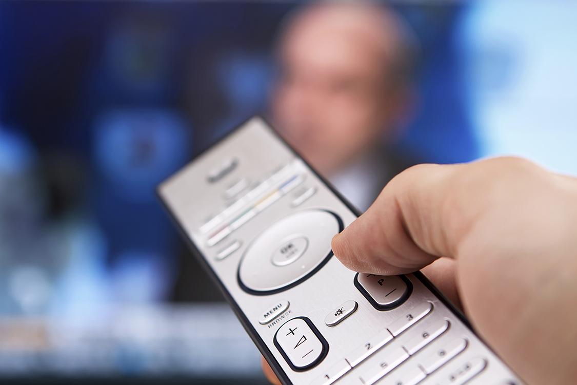 Hoje é o último dia de propaganda eleitoral no rádio e na TV!