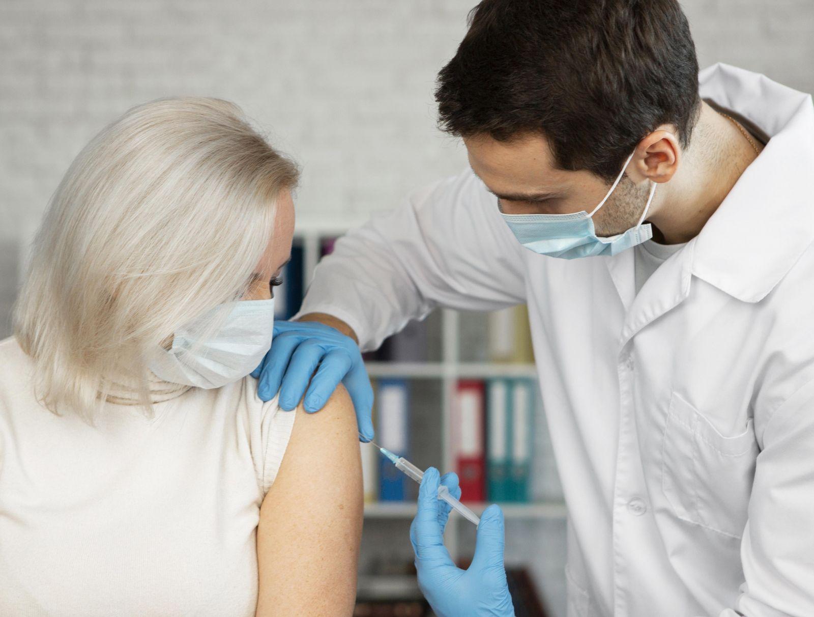 Prefeitura divulga 1ª etapa do Plano de Vacinação contra a Covid-19 em Lagoa Santa