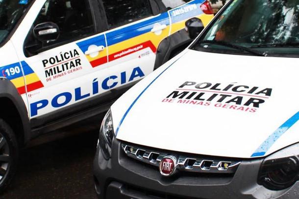 Quarteto tranca funcionários em banheiro e rouba empresa em Santa Luzia