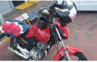 Polícia Militar recupera moto e prende autores do roubo em Lagoa Santa