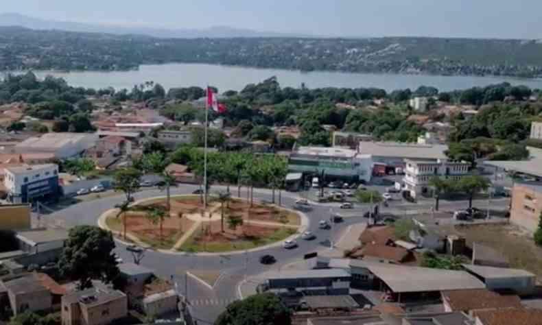 Lagoa Santa ficará mais uma semana na Onda Roxa, até 18 de abril