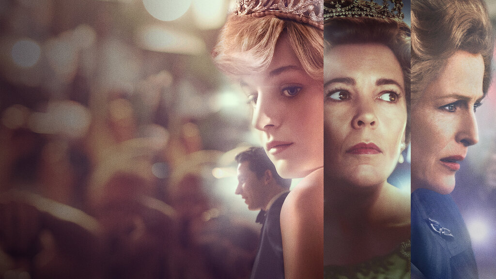 Produções de Impacto: The Crown