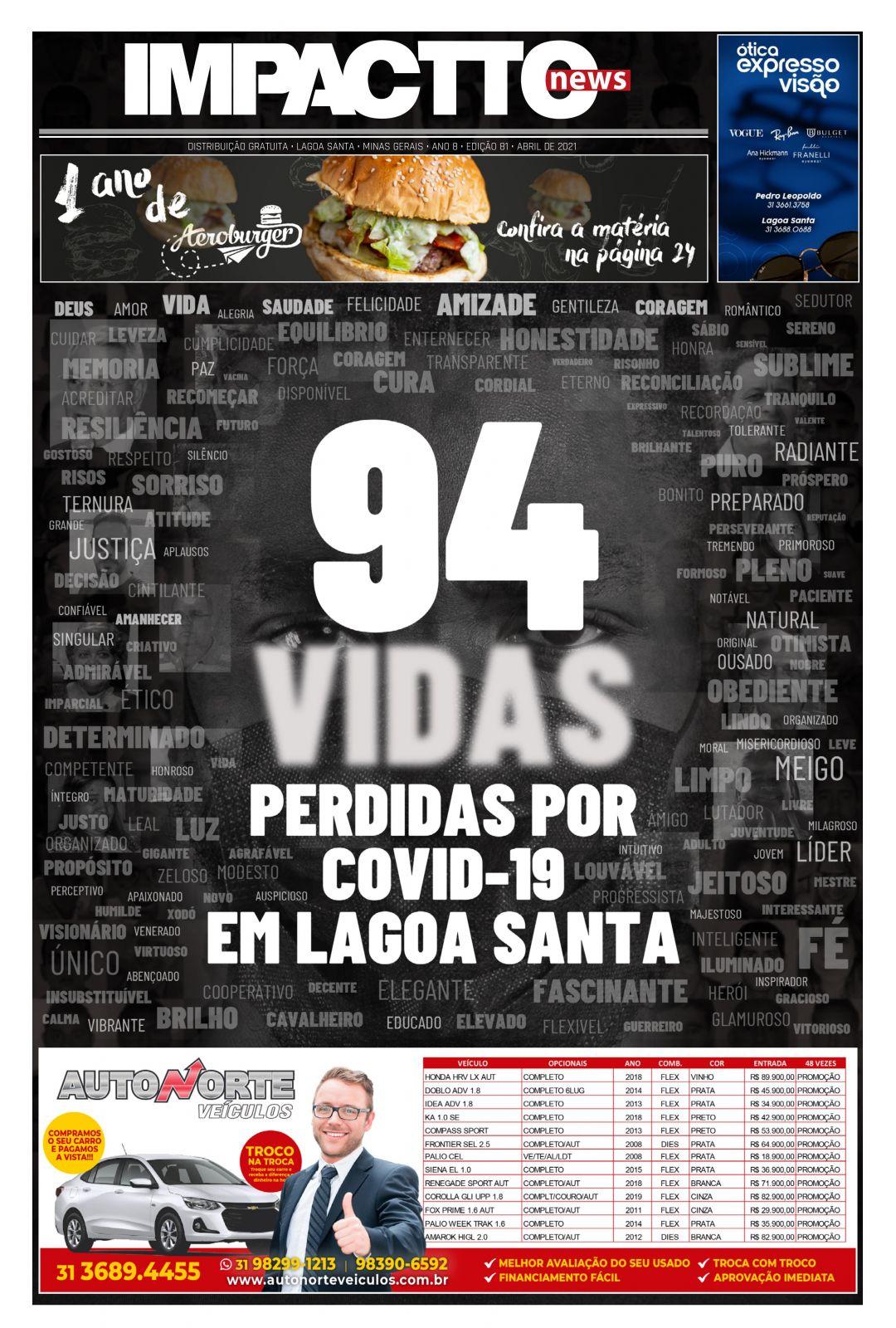 Edição 81 - Jornal Impactto News!