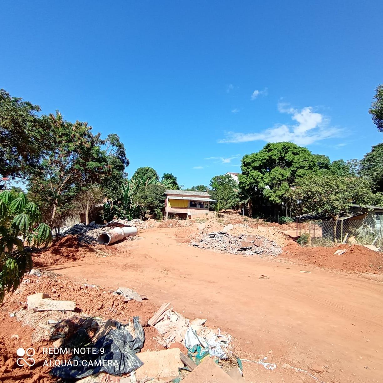Obras de aterro e de plantio de bosque na Vila Maria serão concluídas até julho