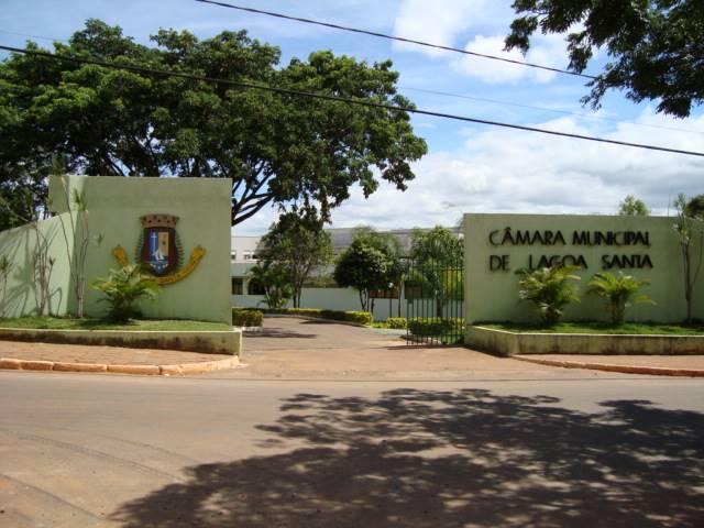 Câmara Municipal de Lagoa Santa passa por reformas