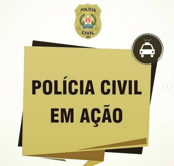 Polícia Civil de Lagoa Santa realizou treinamento hoje
