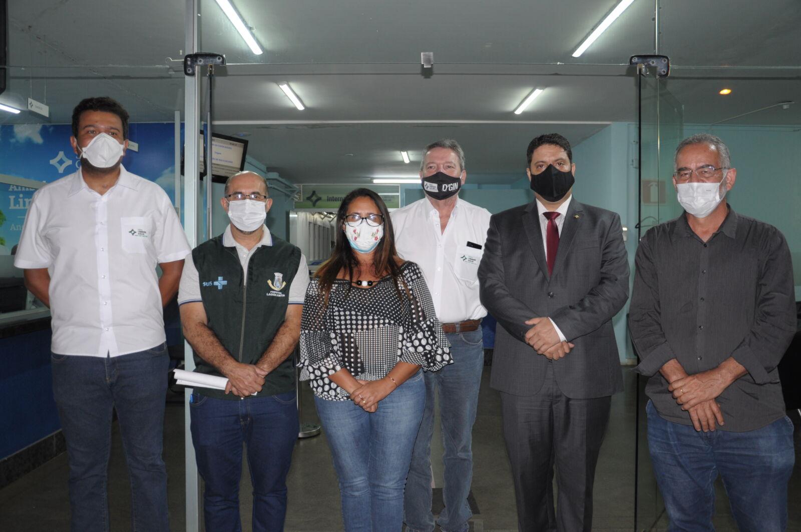 Vereadora Sarg. Sabrina consegue recurso de 480 mil reais mensais para o Hospital de Lagoa Santa