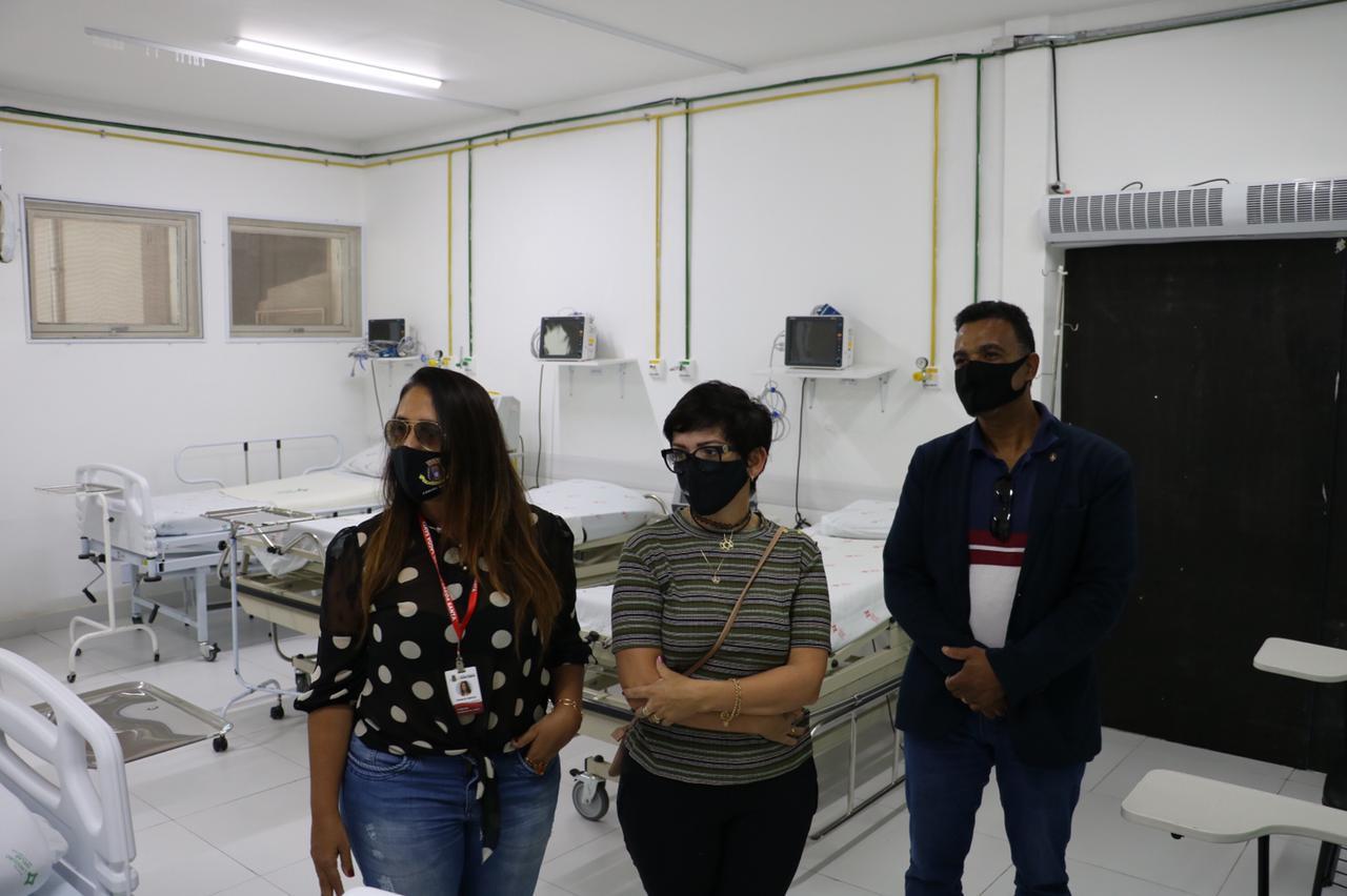 VEREADORA SARGENTO SABRINA CONSEGUE QUASE DOIS MILHÕES DE REAIS PARA A SANTA CASA