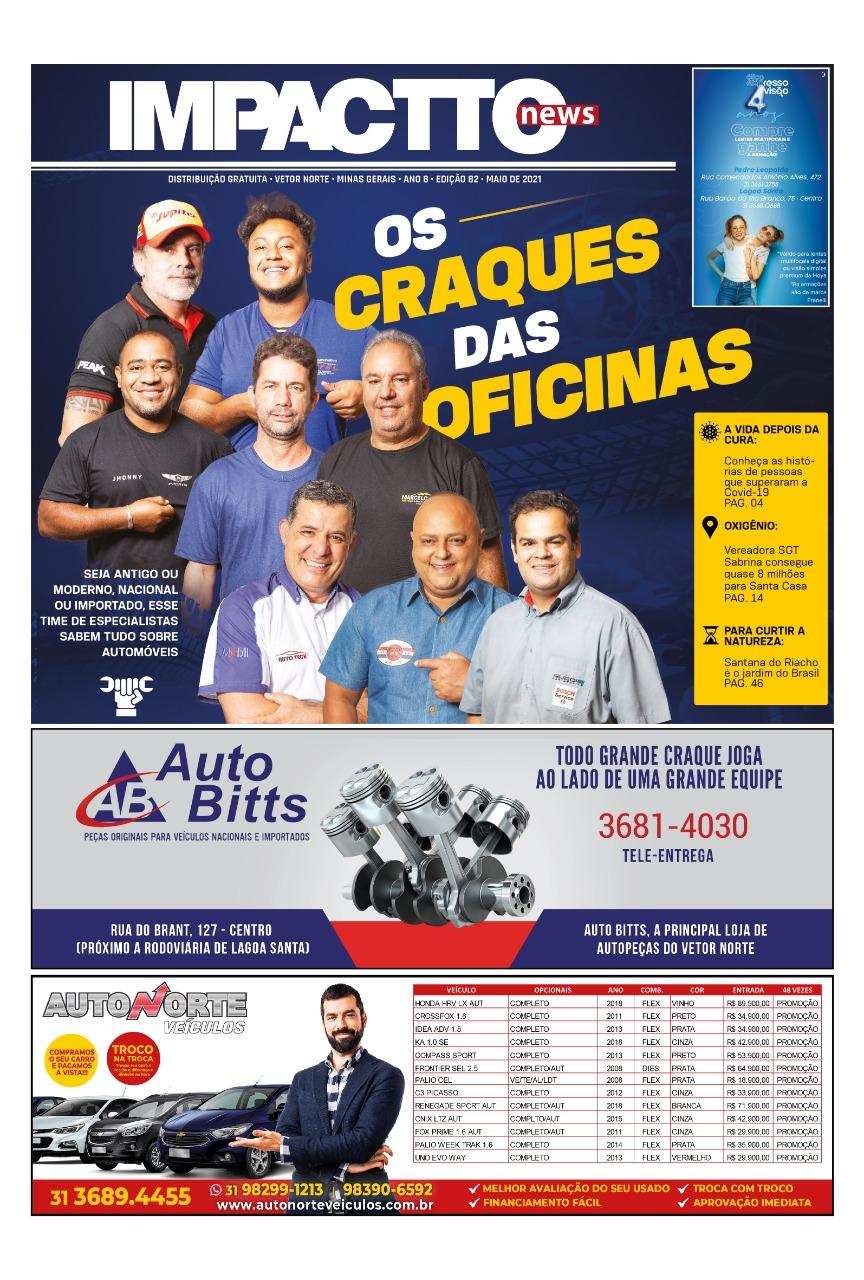 Edição 82 - Jornal Impactto News!