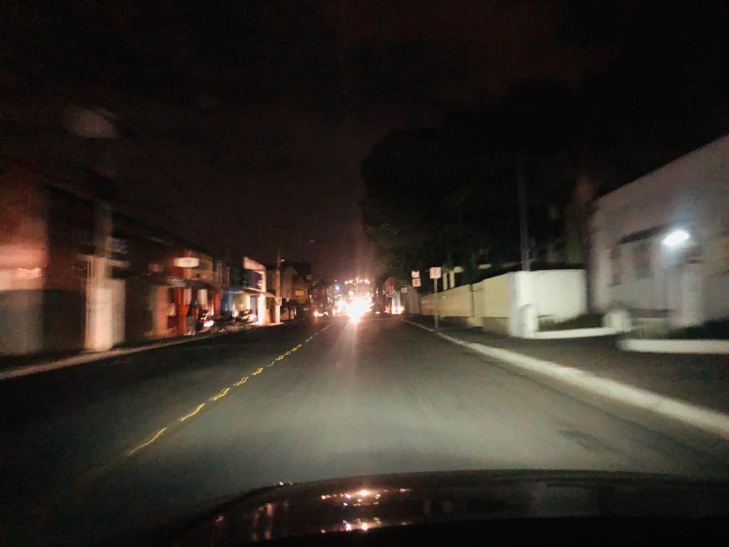 Região Central de Lagoa Santa se encontra sem luz neste momento.