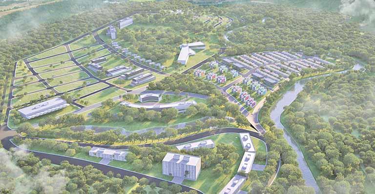 Vespasiano receberá cidade inteligente