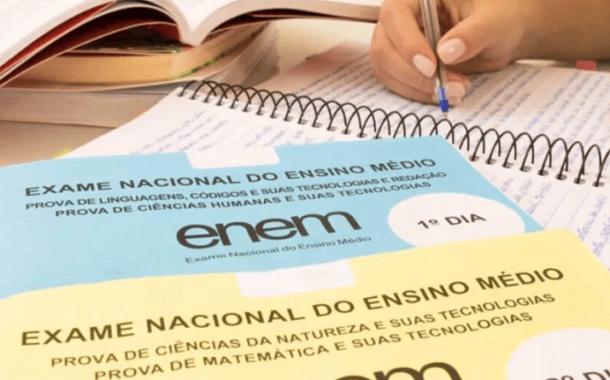 Metas do Inep para 2021 não incluem a aplicação do ENEM