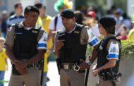 Torcida organizada do Atlético entra em confronto com PM antes da final do Mineiro