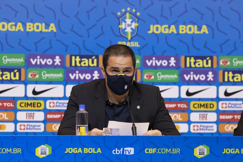 Jardine convoca a Seleção Olímpica sem Neymar