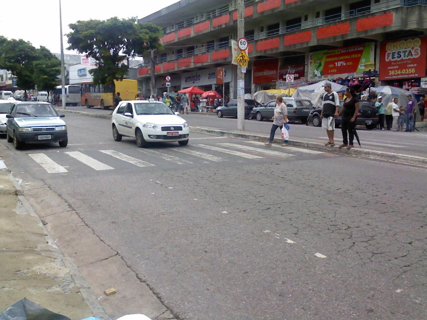 Avenida Brasília é municipalizada e Prefeitura de Santa Luzia inicia obras de restauração