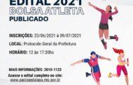 Prefeitura de São José da Lapa abre edital e inscrições para o Bolsa Atleta 2021