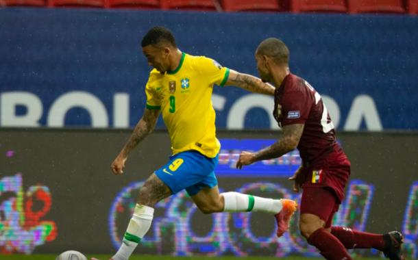 Com pior audiência de todos os tempos, Brasil vence a Venezuela