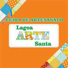 A feira 'Lagoa Arte Santa' estará de volta no domingo dia 13/06