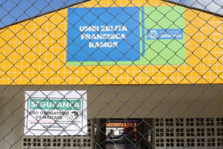 Mais crianças da educação infantil vão retomar as atividades presenciais em Santa Luzia