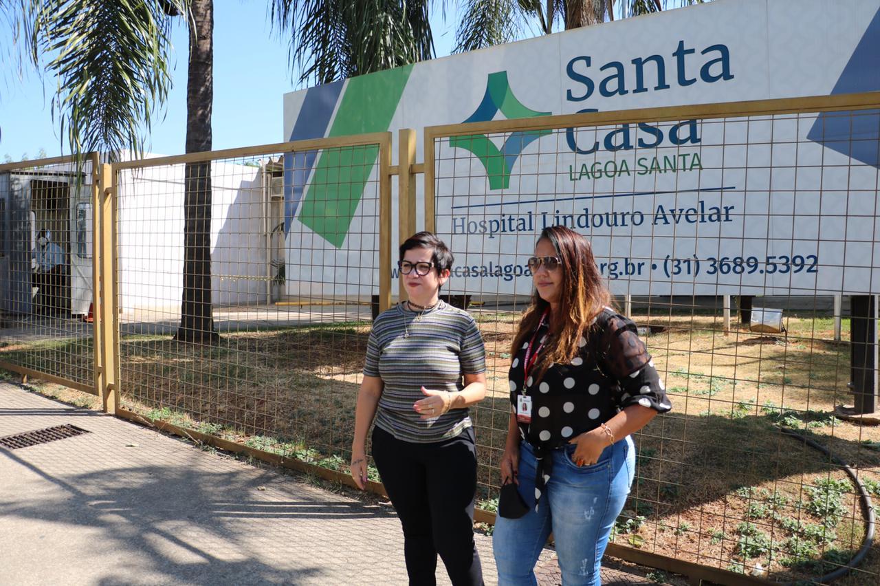 Vereadora Sargento Sabrina tira a Santa Casa do sufoco