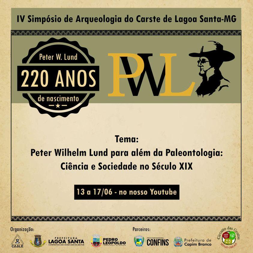 Prefeitura de Lagoa Santa realiza o IV Simpósio de Arqueologia do Carste