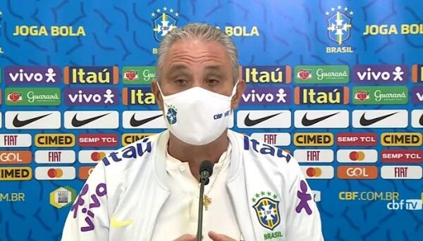 Quase uma novela mexicana a Copa América no Brasil