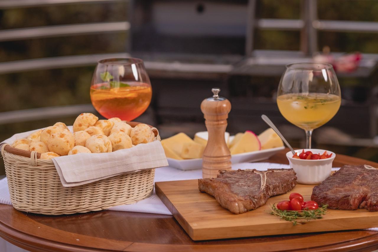 Pães de queijo recheados Panere – com propósito, afeto e muito sabor!