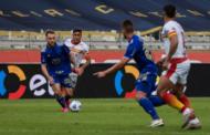 Cruzeiro vence pelo placar mínimo