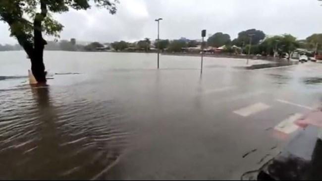 Lagoa Santa pode ter chuva forte no fim da tarde de hoje
