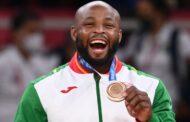 Medalhista olímpico, Jorge Fonseca manda