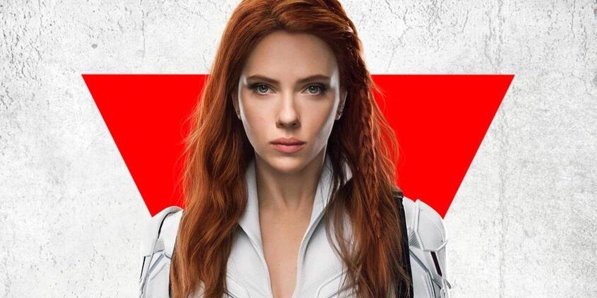 Scarlett Johansson, a 'Viúva Negra', está processando a Disney