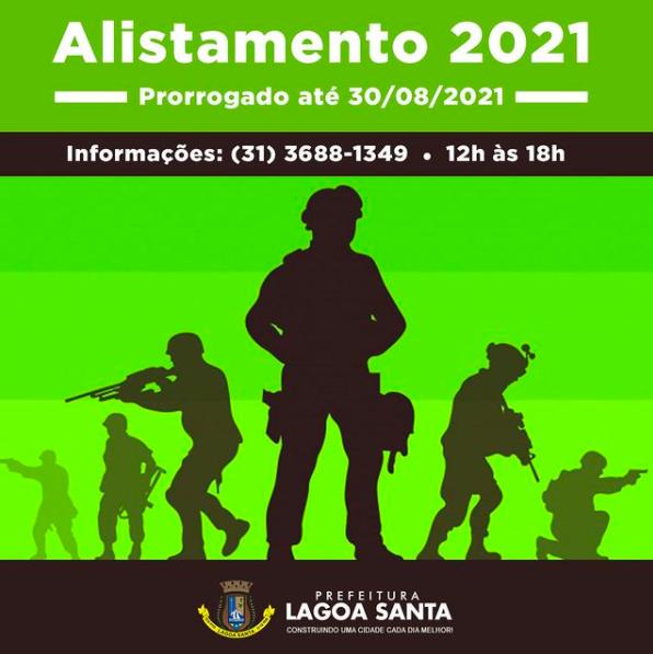 Prefeitura divulga nova data do Alistamento Militar obrigatório