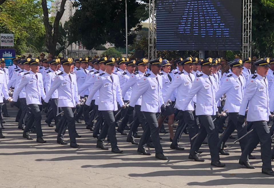 Polícia Militar de Minas Gerais abre concurso para oficiais