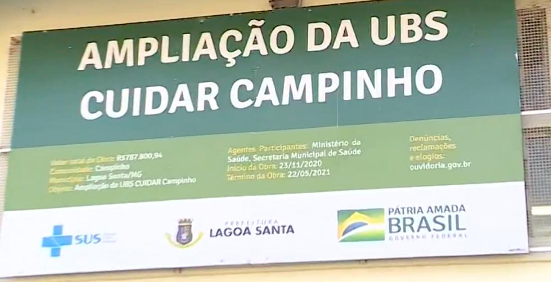 UBS do Campinho sofre com problemas estruturais