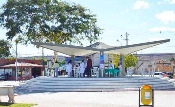 Prefeitura de Confins realizou mutirão da saúde