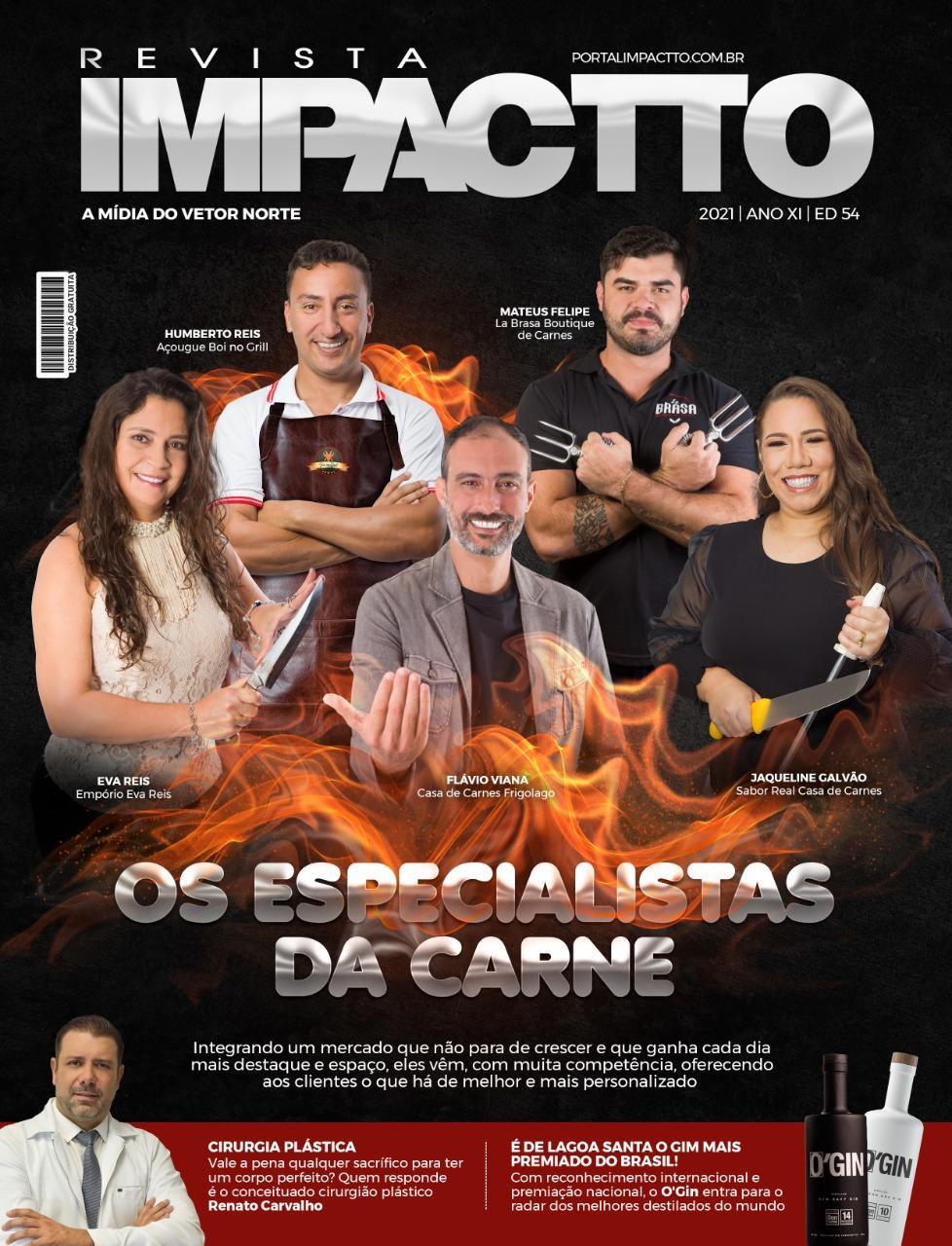 Revista Impactto - Edição 54