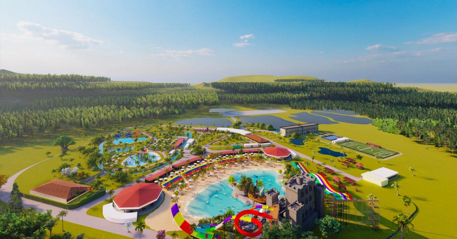 São José da Lapa vai abrigar o maior parque aquático de Minas!