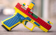 Arma de fogo com aspecto de brinquedo causa revolta nos EUA