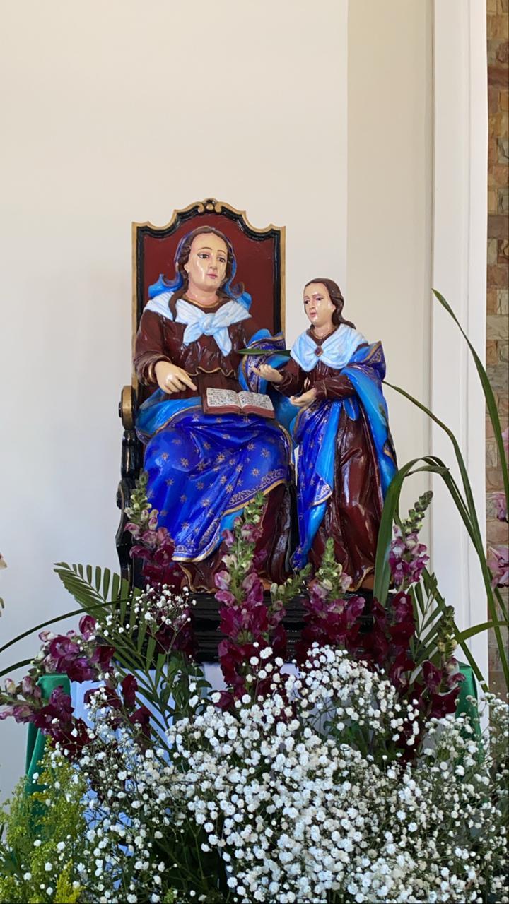 Dos dia 18 a 28 de julho Santana do Riacho celebra a Festa de Senhora Sant'Ana