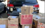 """Primeira """"Campanha do Agasalho' da Polícia Civil de Lagoa Santa foi um sucesso"""