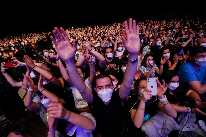 Prefeitura de Belo Horizonte libera a realização de eventos na capital
