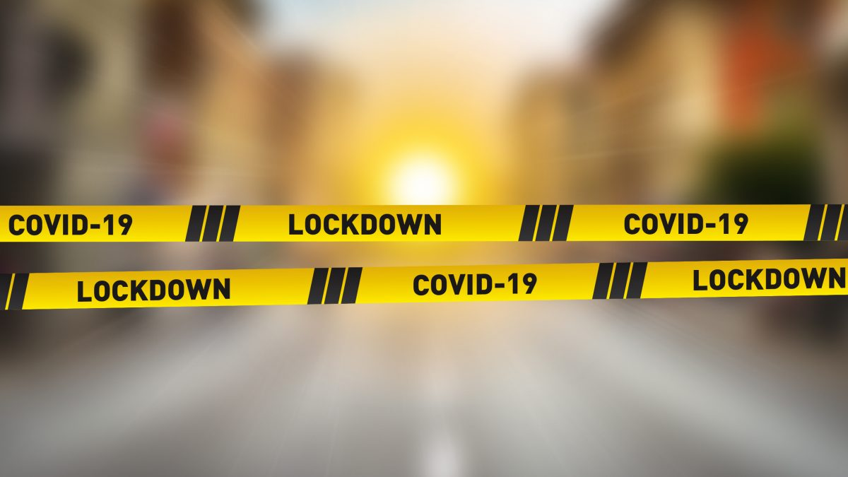 Mais da metade das cidades do Brasil são a favor de lockdown nacional