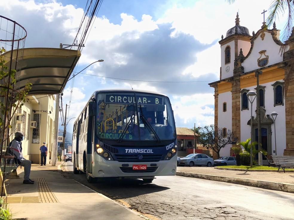 Caeté terá gratuidade de passagem para todas as linhas de ônibus do município