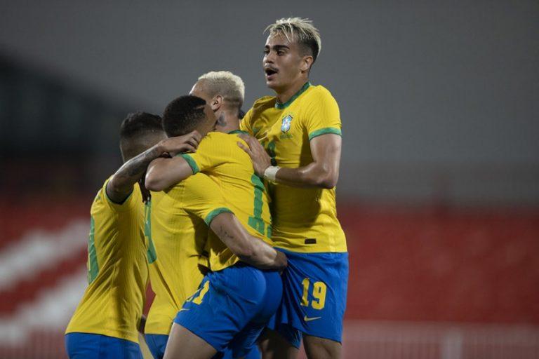 Brasil estreia nas Olimpíadas de Tóquio em jogo contra a Alemanha
