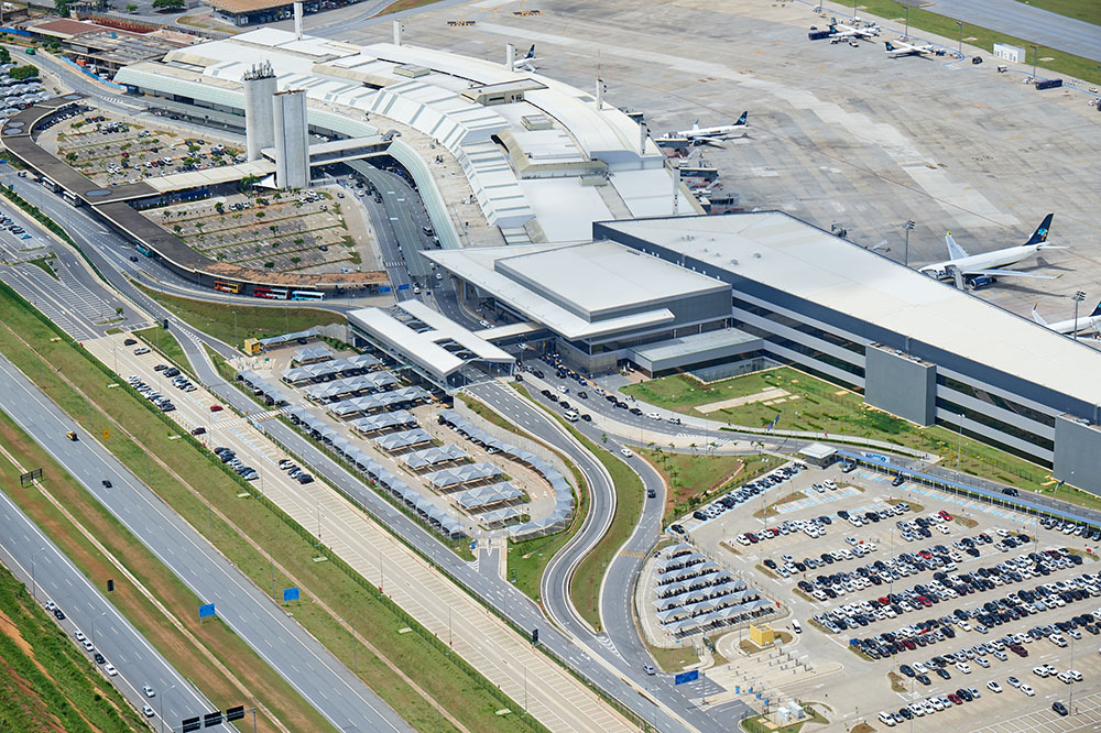 Viagens no Aeroporto de Confins registram primeira alta desde 2020