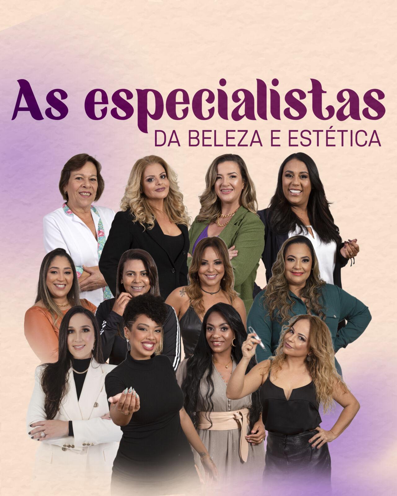 As Especialistas da Beleza & Estética: Késia Freire Micropigmentação