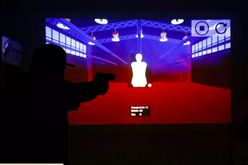 Simulador promete revolucionar o treinamento das Forças de Segurança